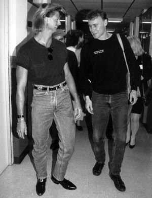 Billy Yeager Bruce Hornsby